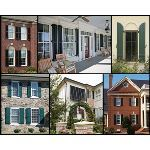 Architectural Columns & Balustrades by Melton Classics - Resin/Wood Classic Shutters