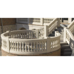 Architectural Columns & Balustrades by Melton Classics - MarbleTex™ Synthetic Marble Balustrades