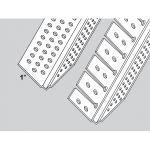 Trim-Tex, Inc. - 90º Inside Corner Bead & Archway - Standard Corner Beads