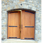 Crown Industrial - Super-Wood Industrial Doors
