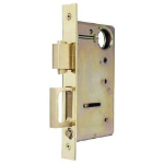 Crown Industrial - Pocket Door Lock and Pull with Variable Backset