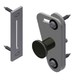 Crown Industrial - Privacy Latch for Sliding Door