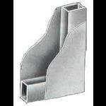 Crown Industrial - 973 Steel Plate Door - Both Sides