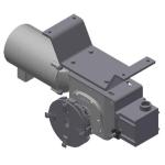 Crown Industrial - A 405 DC Industrial Sliding Door Operator Overview