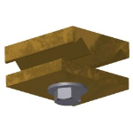 Crown Industrial - Welding Jig-Brass