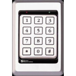 Crown Industrial - 12 Pad 3x4 Stand Alone Keypad-SS #4