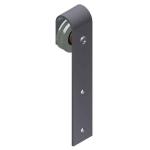Crown Industrial - A Flat Track Sliding Door Hardware Overview