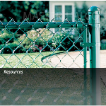 Master Halco, Inc. - Residential Color Chain-Link Fence