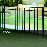 Master Halco, Inc. - Colonial Aluminum® Ornamental Fence