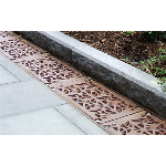 EJ - Artistic, Pedestrian & Linear Trench Grates