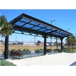 EXTECH/Exterior Technologies, Inc. - Translucent Polycarbonate Canopies