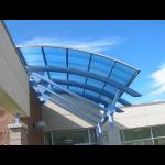 EXTECH/Exterior Technologies, Inc. - SKYSHADE 3100™ Standing Seam Canopy