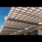 EXTECH/Exterior Technologies, Inc. - SKYSHADE 3700™ Aluminum Framed Canopy