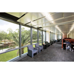 EXTECH/Exterior Technologies, Inc. - FLEXI-PANEL™ Translucent Ceiling Panel System