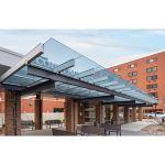EXTECH/Exterior Technologies, Inc. - SKYSHADE 2500® Glass Canopy System