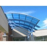 EXTECH/Exterior Technologies, Inc. - SKYSHADE 3100® Standing Seam Canopy