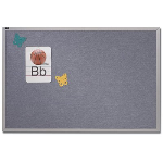 Seton Identification Products - Vinyl Tack Bulletin Boards