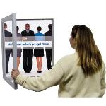 Seton Identification Products - Swing Frame