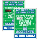 Seton Identification Products - Stock Scoreboards - We Need You On Our Team