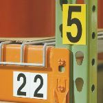 Seton Identification Products - Magnetic Letters & Numbers
