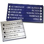 Seton Identification Products - Custom Snap Lock Aluminum Directories