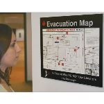 Seton Identification Products - Emergency Evacuation Map Holder