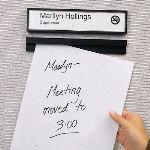 Seton Identification Products - Notifier Message Strip