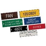 Seton Identification Products - Custom Engraved Plastic Nameplates