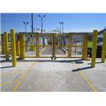 Tymetal Corp. - SecurFold Bi-Folding Speed Gate