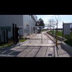 Tymetal Corp. - TYM 4000-SR Swing Riser Gate System