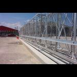 Tymetal Corp. - Box Frame Roller Gate
