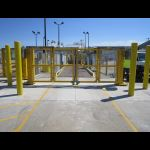 Tymetal Corp. - SecurFold Bi-Folding Speed Gate