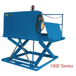 Advance Lifts, Inc. - 1000 Series Top Of Ground Dock Lifts: 4-5K LBS CAP
