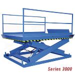 Advance Lifts, Inc. - 3000 Series Recessed Dock Lifts: 8-20K LBS CAP