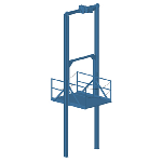 Advance Lifts, Inc. - Mechanical Vertical Reciprocating Conveyors (VRC)