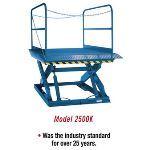 Advance Lifts, Inc. - T2, T3 & 2000 Series Recessed Dock Lifts