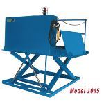 Advance Lifts, Inc. - 1000 Series Top Of Ground Dock Lifts