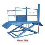 Advance Lifts, Inc. - 6000 Series Top of Ground Dock Lifts