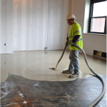 Rapid Floor® Systems - Level-Right® Self-Leveling Floor Underlayment