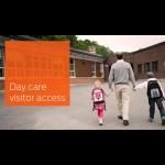Allegion - Day Care Visitor Access