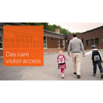 Allegion - Day Care Visitor Access
