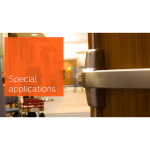 Allegion - Special Applications