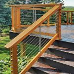 Feeney, Inc. - CableRail Stair Kits for Wood Railings