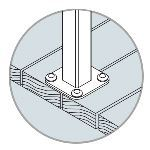 Feeney, Inc. - Base Mount for DesignRail®