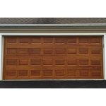 C.H.I. Overhead Doors - Accents Woodtones 2216 Garage Doors