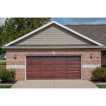 C.H.I. Overhead Doors - Accents Woodtones 4216 Garage Doors