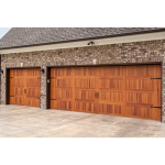 C.H.I. Overhead Doors - Accents Woodtones 5216 Garage Doors