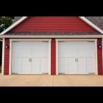 C.H.I. Overhead Doors - Overlay Carriage House 5300 Garage Doors