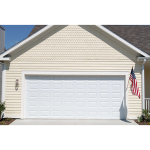 C.H.I. Overhead Doors - Raised Panel 2216 Garage Doors