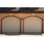 C.H.I. Overhead Doors - Raised Panel 2251 Garage Doors